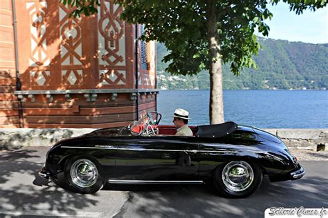 Famous Porsche by Famous Porsche 356 Speedster