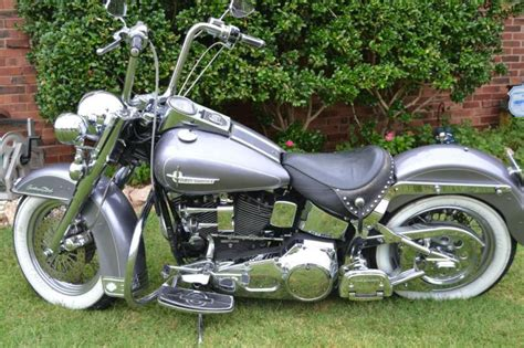 98 Harley Davidson by 98 Heritage Softail 8000 Okc Ok For Sale On 2040 Motos