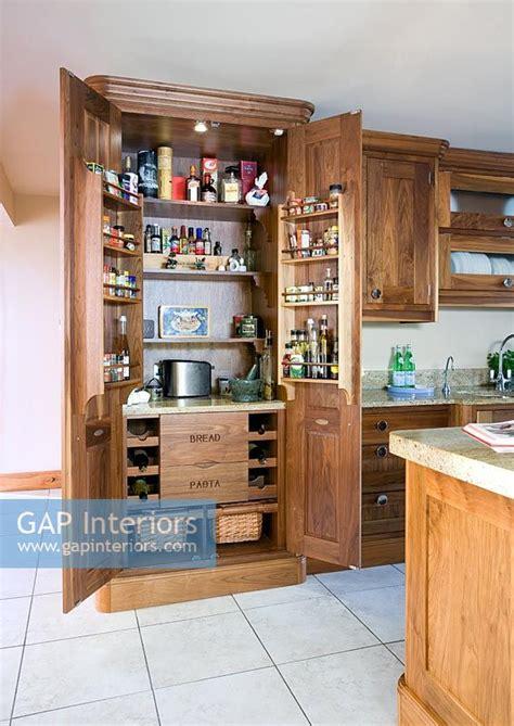 kitchen island unit 171 gibb cabinet works gap interiors modern kitchen larder unit image no