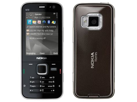 n mobile nokia n78 specs review release date phonesdata