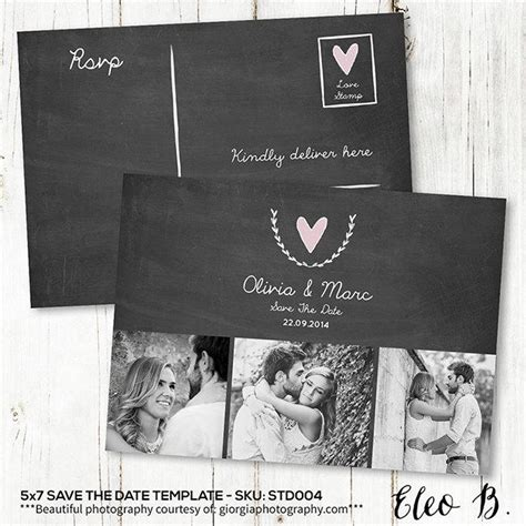 Save The Date Postcard Save The Date Template Wedding Invitation Engagement Card Save The Date Postcard Templates 2