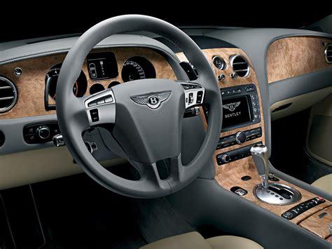 inside a bentley continental gt top 50 luxury car interior designs