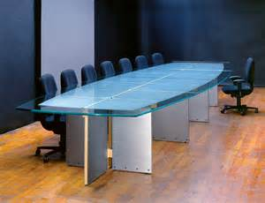 Glass Conference Table Large Glass Top Conference Tables Custom Glass Conference Tables Stoneline Designs