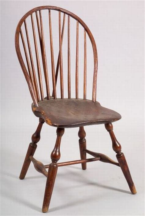 braced bow back chair braced bow back side chair sale number 2282 lot
