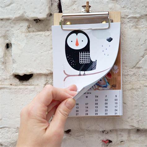 len zum klemmen ein toller eulenkalender zum selbst ausdrucken