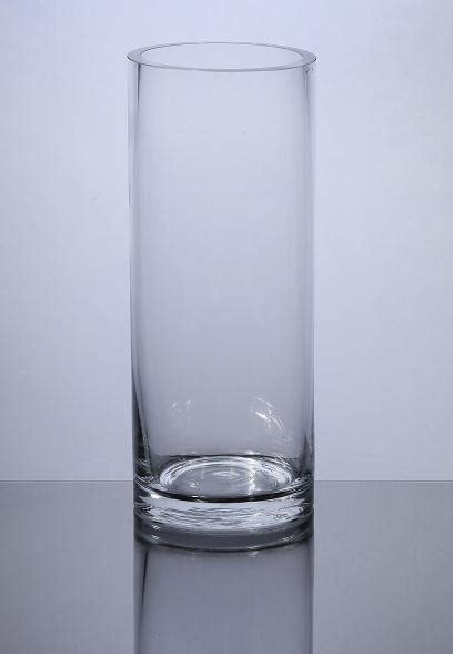 12 Glass Vase by Pc414 Cylinder Glass Vase 4 Quot X 14 Quot 12 P C Cylinder Glass Vases