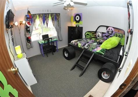 monster jam bedroom monster truck room my boy would love this