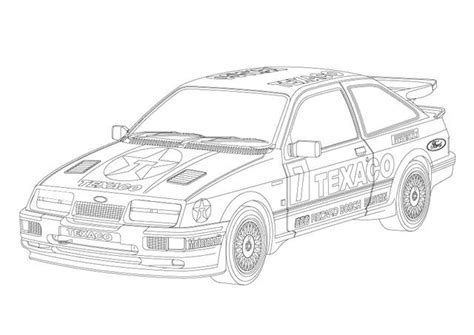 coloring pages of rally cars coloring book of race cars for the little motorist