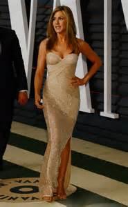 Vanity Fair Aniston Aniston 2015 Vanity Fair Oscar 02 Gotceleb