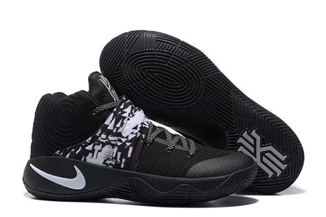 nike kyrie irving 2 basketball shoes all black shop nike