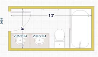 some bathroom design help 5 x 10 bathroom jpg