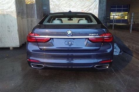 sedie seven 2016 bmw 7 series exposed completely undisguised