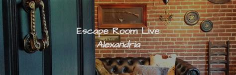 mystery buffs enjoy escape room live in alexandria