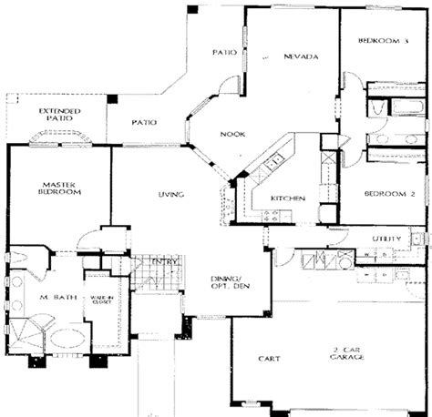sun city summerlin floor plans sun city summerlin floor plans regal