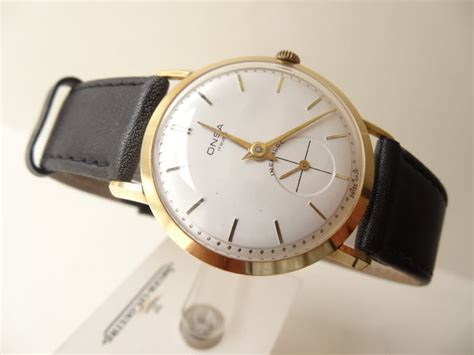 onsa s 18k solid gold catawiki