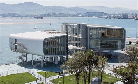 Opere Renzo Piano by Renzo Piano Completes The Centro Bot 237 N In Santander
