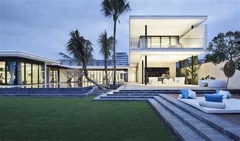 top modern architects chenglu villa gad archdaily