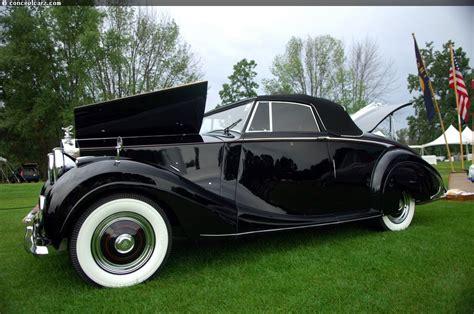roll royce car 1950 1950 rolls royce silver wraith conceptcarz com