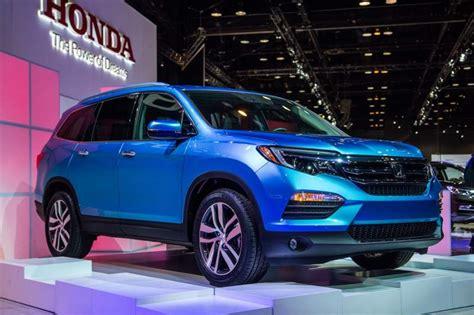 Honda Pilot 2020 Hybrid by 2019 Honda Pilot Hybrid To Arrive Next Season And Rival