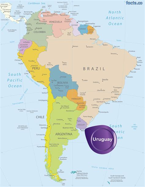 uraguay map uruguay map blank political uruguay map with cities