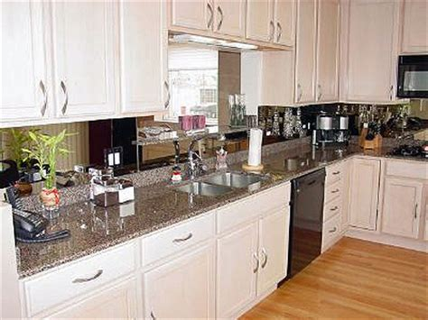 Mirrored Kitchen Backsplash Mirror Backsplash
