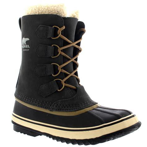 sorel s 1964 pac waterproof insulated winter boots womens sorel 1964 pac 2 winter snow waterproof mid