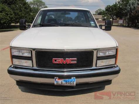 purchase used 1990 gmc c1500 reg cab 2wd lwb tx one owner