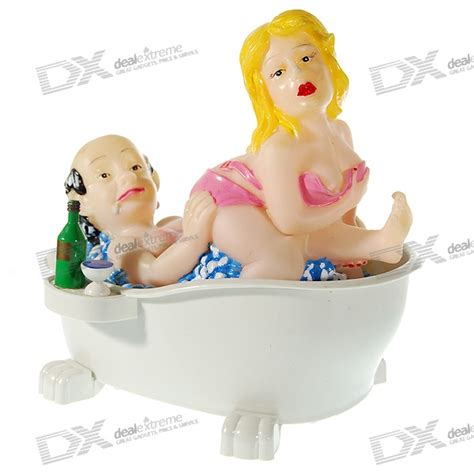 Baby Bathtub Sound Activated Happy Bathtub Bathing Couple 3 Aa Free