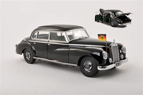 Mercedes 300 Convertible 1952 Middle 1 43 Minichs 43703213 mercedes 300 w186 staatslimousine adenauer black norev diecast model car 1 18 buy sell