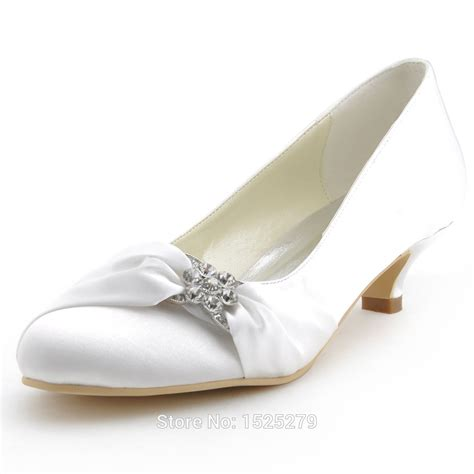 Gold Bridal Shoes by Gold Wedding Shoes Low Heel Is Heel