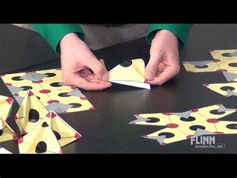 Chemistry Origami - molecular origami chemistry minute