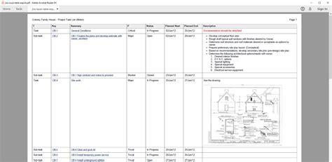 Template Gallery Pdf View Plugin For Jira Midori Jira Task Template