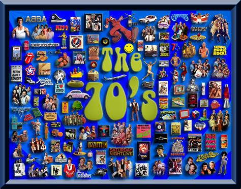 collage music throwback thursday seventies music and sound