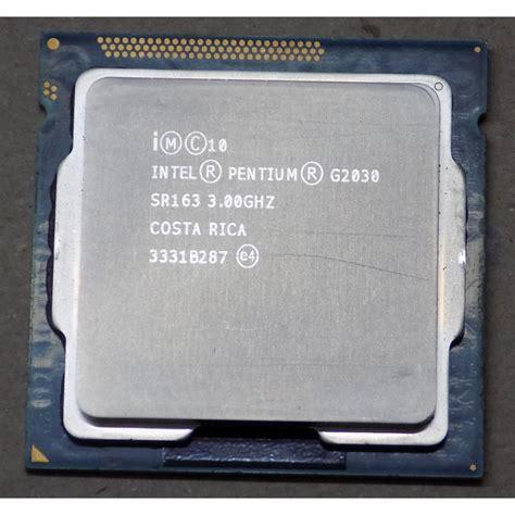 Intel Sockel 1155 by Intel Pentium G2030 Dual Cpu 2x 3 0 Ghz Sr163 Sockel Lga 1155 H2