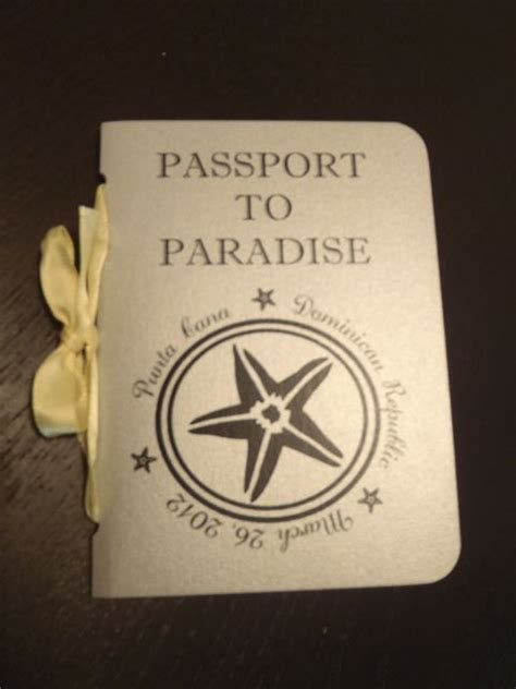 passport graduation announcement diy printable template passport invitation templates needed please weddingbee