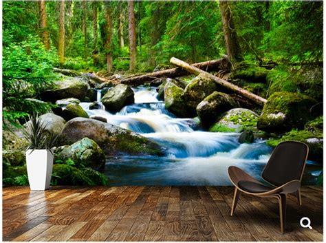 kustom pemandangan alam wallpaper kayu   foto
