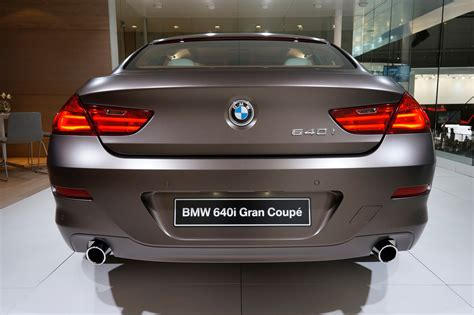 Bmw 640i 2012 by Bmw 640i Gran Coupe Geneva 2012 Picture 65781