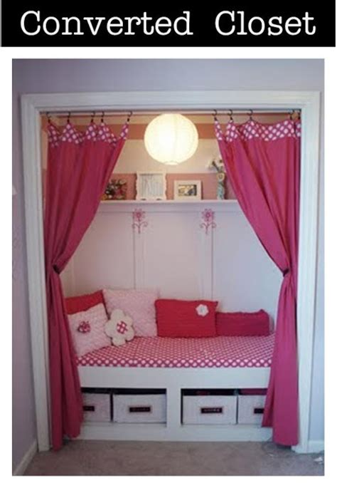 Bed Inside Closet by It S Written On The Wall Design Your Own Reading Nook For
