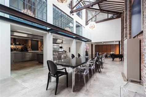 interior project  violin factory grand designs