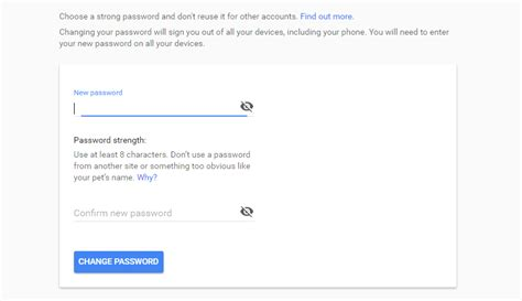 gmail reset the password recover or change your gmail password login issue
