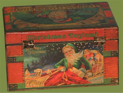 jean nordquist s reproduction christmas doll trunk kit