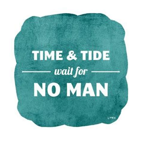 time and tide tattoo pin by tough studio on quotes sayings