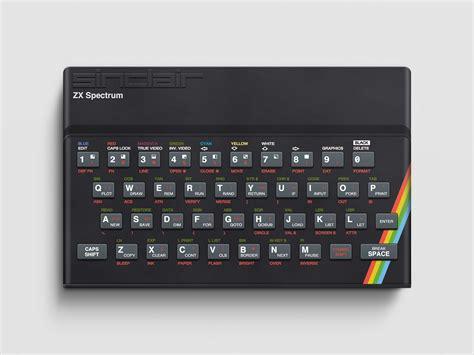 zx spectrum dribbble zx spectrum png by daniel bruce