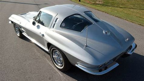 1962 corvette split window meticulously maintained 1963 corvette split window