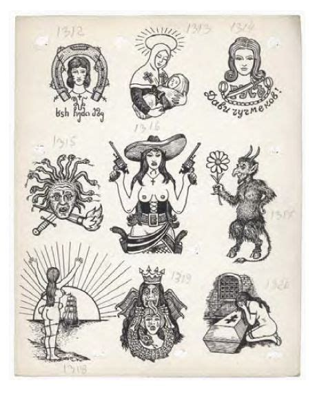 tattoo encyclopedia online 111 best images about russian criminal tattoos on