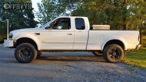 2000 ford f150 kits wheel offset 2000 ford f 150 aggressive 1 outside fender