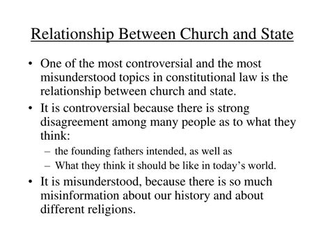 Is The Topic Of Religion In Relationships by Ppt The 2000 Presidential Election Controversy