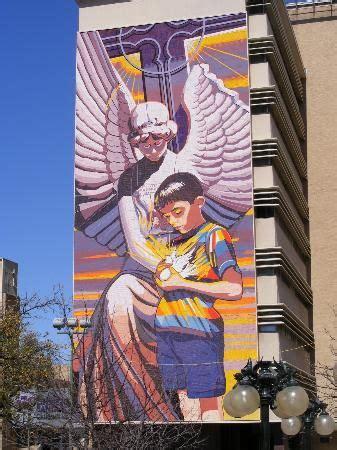 spirit  healing mural san antonio christus santa rosa