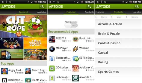 descargar aptoide para android - Aptoide Free For Android