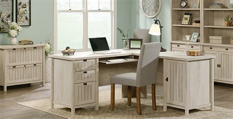 cottage style office furniture coastal beach style home